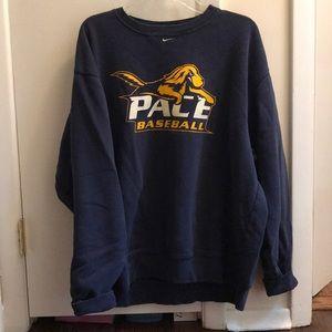 ⚾️ Pace University Baseball Sweatshirt